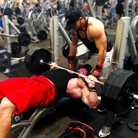 massive bench press chest workout for massive pecs body spartan