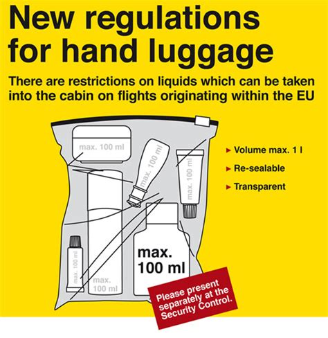 Liquids In Cabin Luggage by How To Travel With Gifts Gosimply