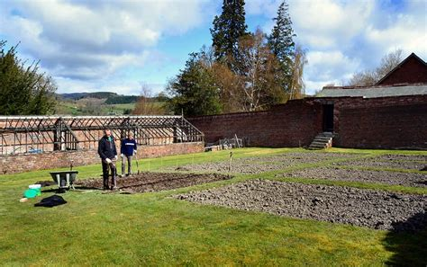 walled kitchen garden out and about pal 233 hotel