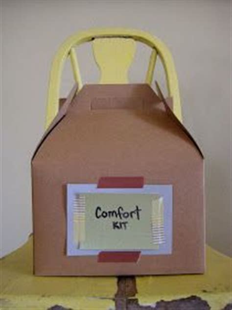 hospice comfort pack cue the confetti comfort kit hospice pinterest the