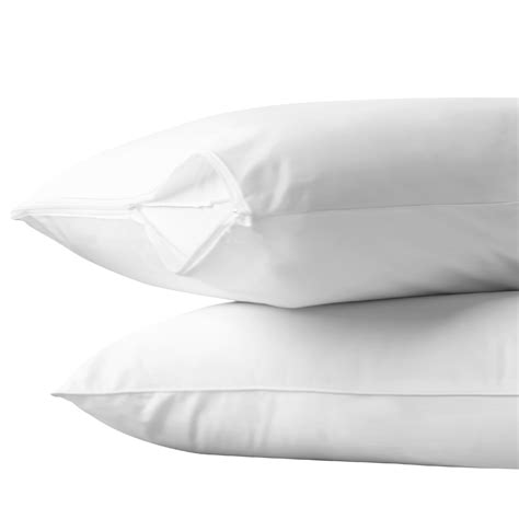Vinyl Pillow by Cannon Vinyl Pillowcase 2 Pack Home Bed Bath
