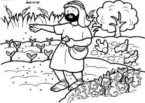 Cut And Paste Parable Of The Sower Week 3  Teaching Pinterest sketch template