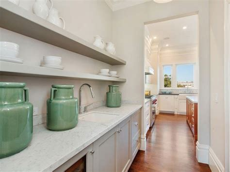 Kitchen Huntress by House Huntress Blue And White In Pacific Heights Leigh