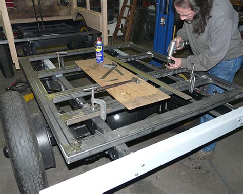 walker electric battery truck model la  jcrist museum
