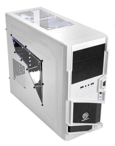 Segotep Mini Tt Cube Black White Side Window Usb 3 0 thermaltake commander ms i snow edition caja torre