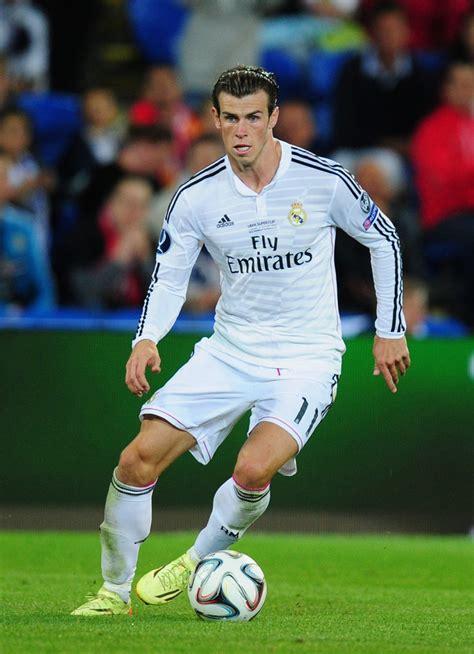 Soccer Figure Gareth Bale Real Madrid gareth bale in real madrid v sevilla fc zimbio