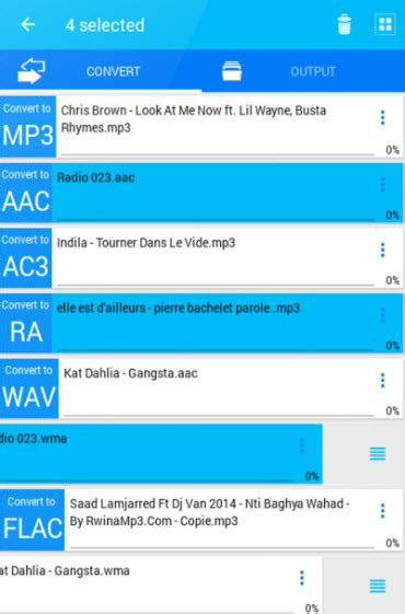 mp3 converter for android top 20 mobile mp3 converter app free for iphone and android
