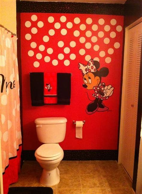 18 best images about minnie mouse bathroom ideas on