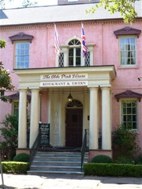 The Olde Pink House History by Thousands Of Ideas About Restaurant Exterior On