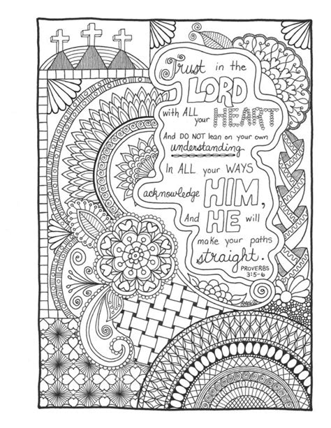 doodle name jericho free coloring pages of proverbs 3 5 6