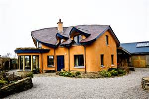 homes of the rte home of the year mud brick house