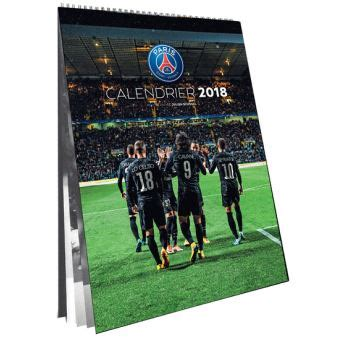 Calendrier Psg 2018 Calendrier Officiel Du Psg 2018 Broch 233 Collectif