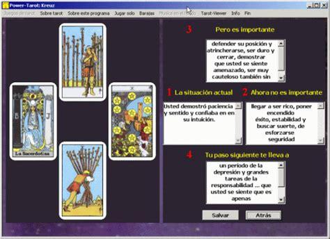 preguntas directas al tarot power tarot
