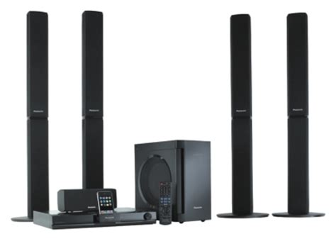 Panasonic Home Theater Sc Xh333 panasonic sc pt870 region free dvd home theater system