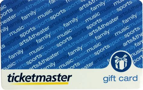 Where To Get Ticketmaster Gift Cards - ticketmaster gift certificate gift ftempo