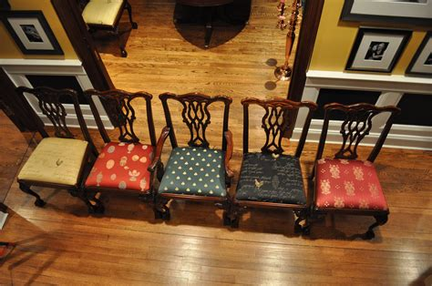 Upholstery Fabric Dining Room Chairs the art of dining chairs thecottageatroosterridge