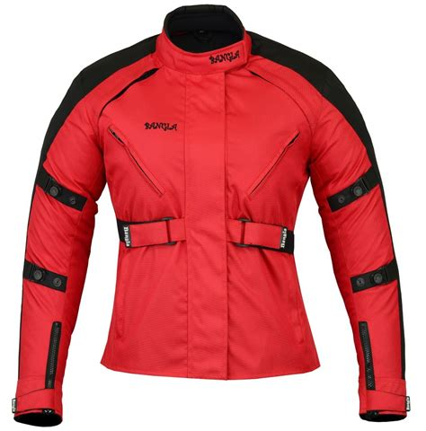 Bmw Motorrad Jacke Damen by Bangla Damen Motorrad Jacke Motorradjacke Tourenjacke Rot