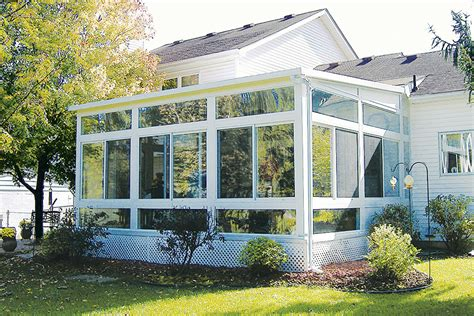 decorate four season sunrooms