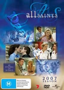 all saints dvd box set all saints 2009 season 9 dvd box set all saints