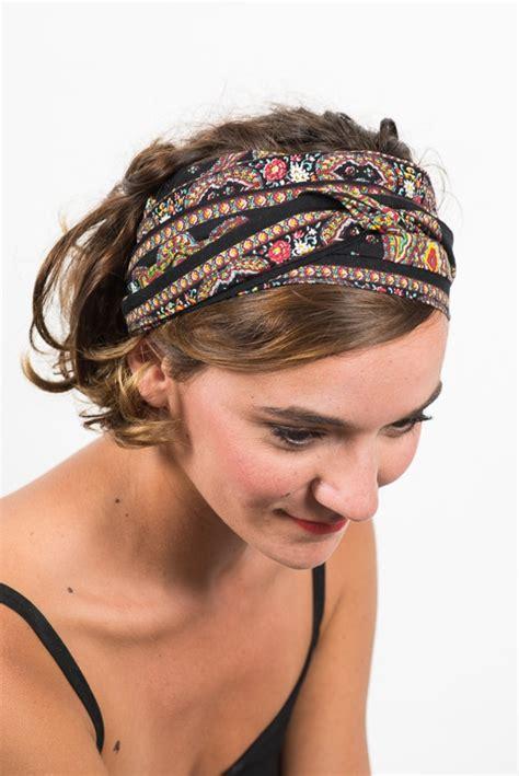 comment porter un bandeau dans les cheveux comment porter un bandeau 224 cheveu ou un turban le shop