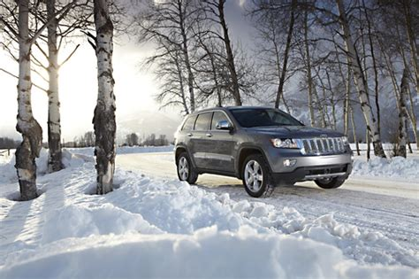 Jeep Compass Snow Snow Can T Grand 9 Winter Safety Features