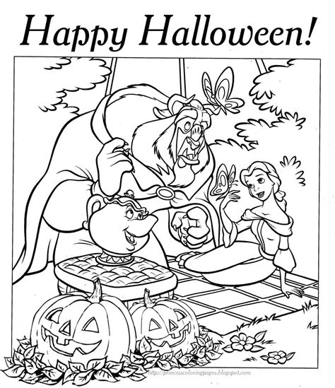 coloring pages halloween princess hard halloween coloring pages coloring home