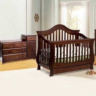 Million Dollar Baby Classic Ashbury Convertible Crib Million Dollar Baby Classic 2 Nursery Set Ashbury Convertible Crib And Kalani Combo