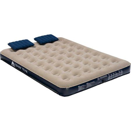 ozark trail air bed kit walmart