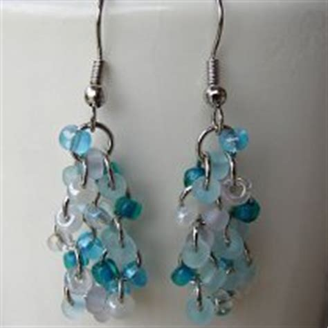 chain mail plus jewelry projects using crystals charms more books chainmaille jewelry projects 12 diy earrings