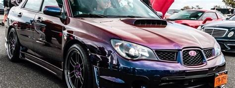 subaru midnight ny 07 midnight purple wrx 18k