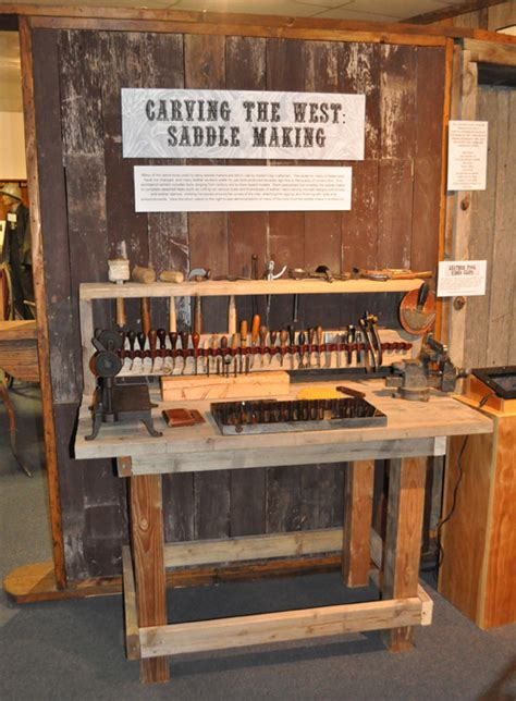 leather working bench exhibitions cbell county wy official website