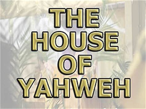 House Of Yahweh house of yahweh religious roku channel store