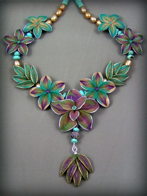 best clay for jewelry 1241 best polymer clay jewelry images on