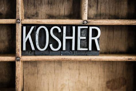 cucina kosher kosher significato e definizione bellacarne