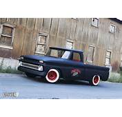 1965 Chevrolet C 10 Fleetside Rat Rod Hotrod Pickup 64 66 On 2040 Cars