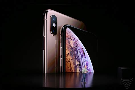 apple iphone xs announced price specs design and pre order details