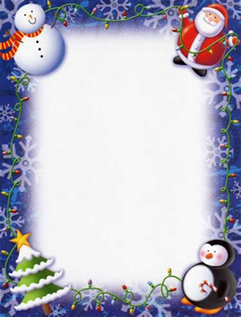 printable christmas borders free christmas border january 2009
