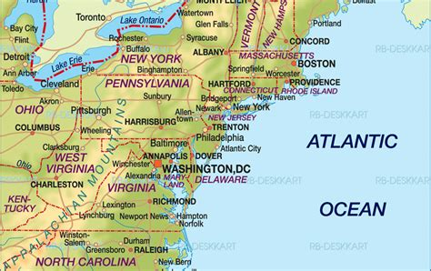map us east coast cities navigating the cre sweet spots along the eastern seaboard