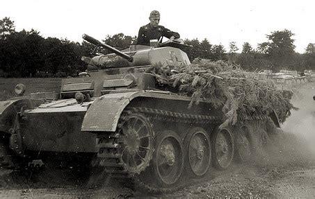 operaciones panzer las tanques y blindados mentalidad panzer alemana inicial
