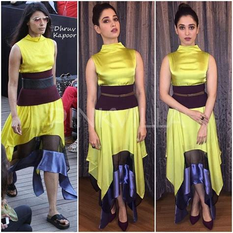 Yay Or Nay Lacostes New Pumps Bglam by Yay Or Nay Tamannaah In Dhruv Kapoor Pinkvilla