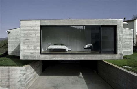 concrete structures design glass house modern house 57 modern concrete structures