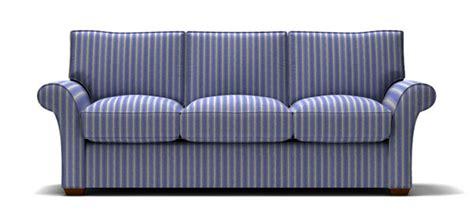 blue striped sofa sofa with blue striped fabric stl illustrator com