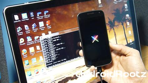 how to install nexus s jelly bean how to unroot install stock 4 2 jelly bean for galaxy