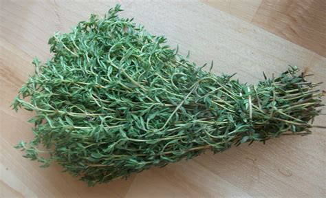 Green Kitchen In The Middle Ages Women Gave Gifts Including Thyme