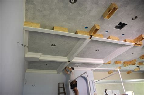 coffered ceiling createniks