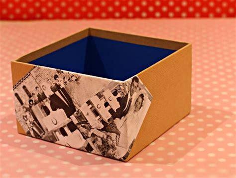 como decorar una caja de carton regalo c 243 mo hacer cajas decoradas para regalos en casa