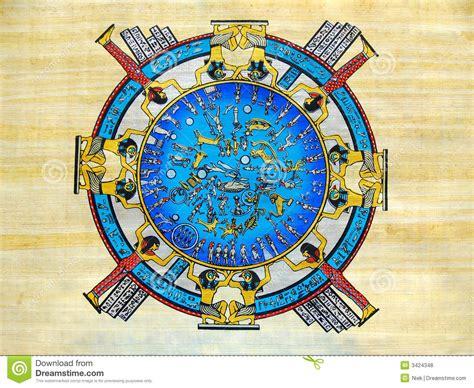 Calendrier Egyptien Calendrier 233 Gyptien Photos Libres De Droits Image 3424348