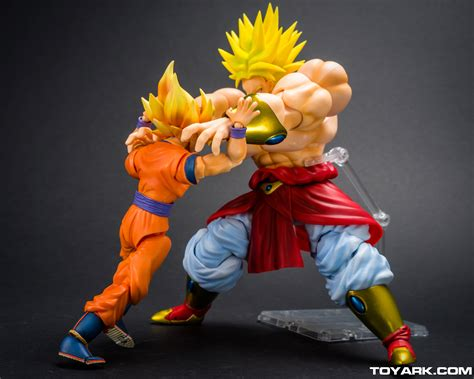 sh figuarts dragonball broly high res gallery