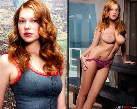 Nude Redhead Female Celebrities