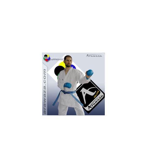 Arawaza Karategi Deluxe Karate Wkf Approved Original wkf approved arawaza kumite deluxe gi